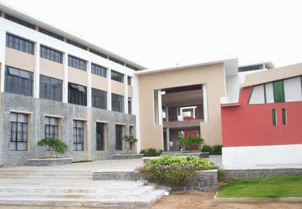 S.R Engineering College Main Building