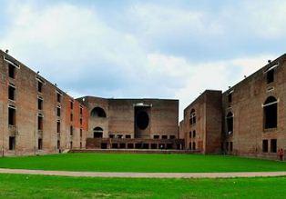 IIM Ahmedabad Main Building