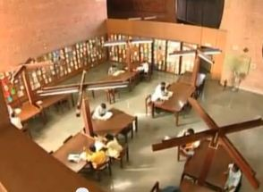 IIM Ahmedabad Central Library