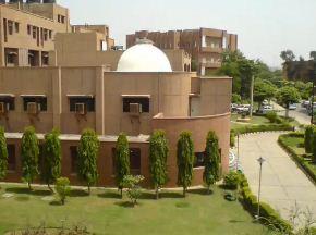 MDI Gurgaon Main Building