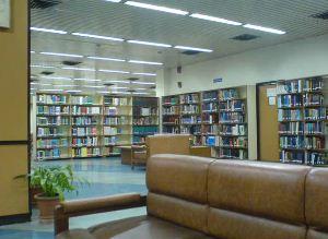 MDI Gurgaon Library
