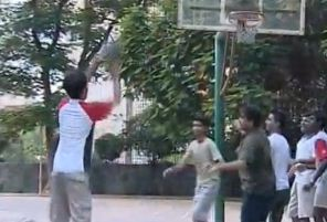 Indian Institute of Foreign Trade (IIFT) Basketball Court