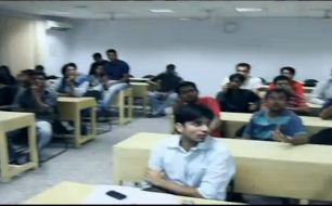 IMT Ghaziabad Lecture Hall
