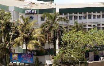 NMIMS Mumbai Main Building