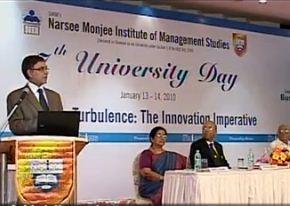 NMIMS Mumbai University Day