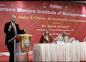 Seminar at NMIMS Mumbai
