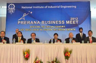 National Institute of Industrial Engineering (NITIE) Meeting