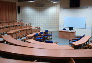 Mudra Institute of Communications (MICA) Lecture Hall