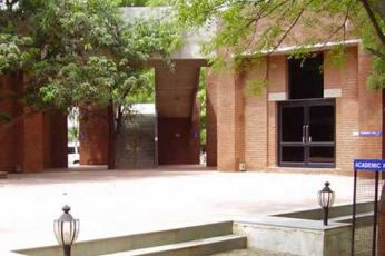 Mudra Institute of Communications (MICA) Main Building