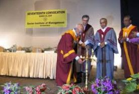Xavier Institute of Management Convocation Day