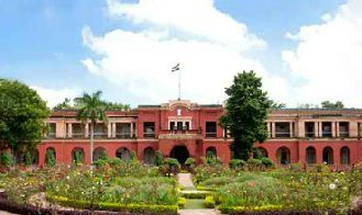 Indian School of Mines University (ISMU) Main Building