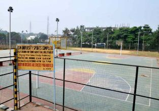 Indian School of Mines University (ISMU) Playground