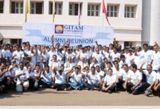 GITAM College of Management Studies Alumni Reunion