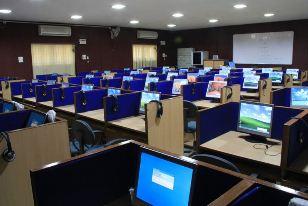 GITAM College of Management Studies Computer Lab