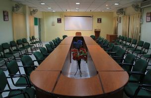 GITAM College of Management Studies Conference Hall
