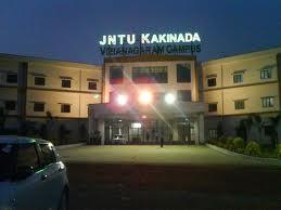 JNTU Kakinada Main Building