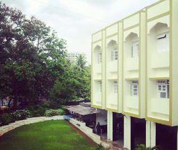 Kamla Raheja Vidyanidhi Institute for Architecture and Environmental Studies Main Building
