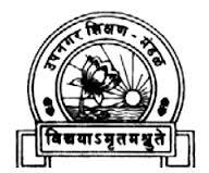 Kamla Raheja Vidyanidhi Institute for Architecture and Environmental Studies Logo