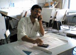 Rizvi College of Architecture (RCA) Drawing room