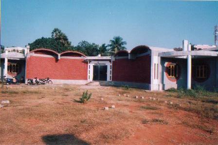 Andhra University Architecture Dept