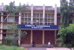 Andhra University Chemical Engg Dept