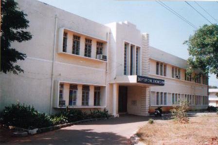 Andhra University Civil Engg Dept