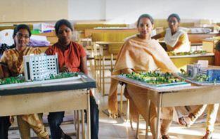 JNA and FAU Class room