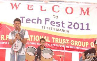 RP Inderaprastha Institute of Technology (RPIIT) Tech Fest