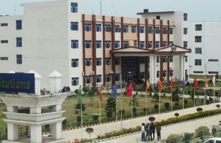 RP Inderaprastha Institute of Technology (RPIIT) Main Building