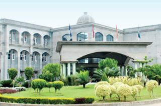 RIMT - College of Architecture Main Building