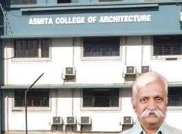 Asmita College of Architecture Main Building
