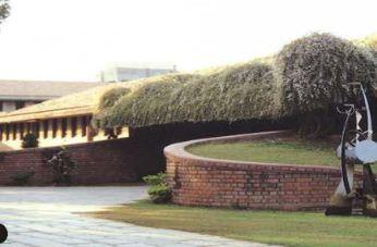 D.C. Patel School of Architecture Arvindbhai Patel Institute of Environmental Design Main Building