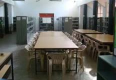 D.C. Patel School of Architecture Arvindbhai Patel Institute of Environmental Design Library