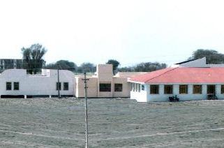 Pravara Rural College of Architecture, Loni Main Building