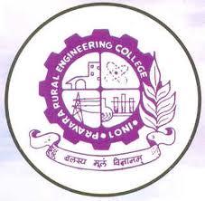 Pravara Rural College of Architecture, Loni Logo