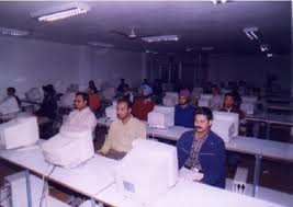 Guru Nanak Dev University Computer Lab