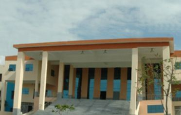 College of Architecture - Holy Mary Institute of Technology and Sciences Main Building
