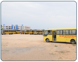 College of Architecture - Holy Mary Institute of Technology and Sciences Transport
