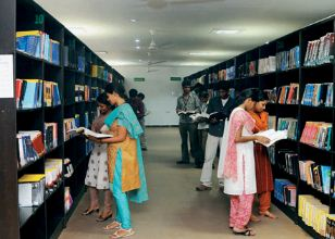 College of Architecture - Holy Mary Institute of Technology and Sciences Library