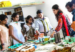 K. R. Mangalam School of Architecture and Planning Exhibition