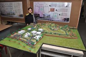Guwahati College of Architecture Exhibhition