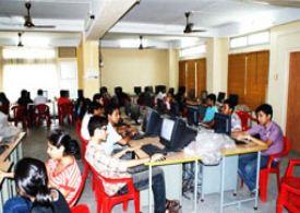 Guwahati College of Architecture Computer Lab