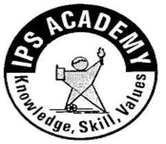 IPS Academy - School of Architecture Logo