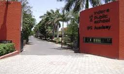 IPS Academy - School of Architecture Entrance