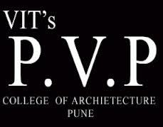 Padmabhushan Dr. Vasantdada Patil College of Architecture Logo