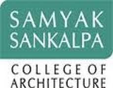 Samyak Sankalpa College of Architecture Logo