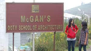 McGAN'S Ooty School of Architecture Campus