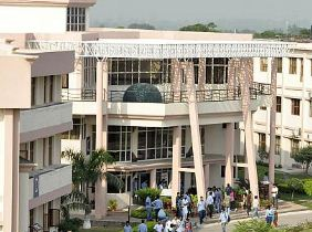 College of Architecture, IET Bhaddal Main Building