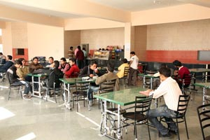 Indo Global Colleges Canteen