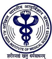 All India Institute of Medical Sciences (AIIMS) Logo